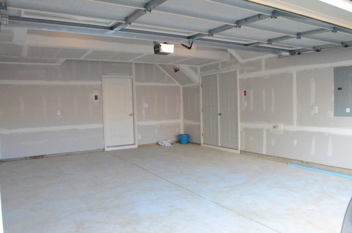 garage drywall in Chesterbrook